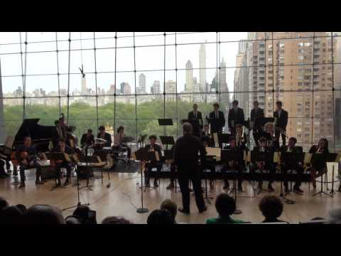 JALC Youth Big Band- 2/3's Adventure (4-29-17)