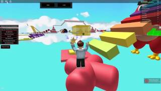 ROBLOX-ANGRY BIRDS OBBY-$WAG!!!!! PT 2 PT 2