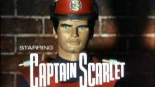 Captain Scarlet - French Opening Titles
