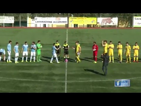Highlights Primavera TIM Frosinone-Lazio 0-3