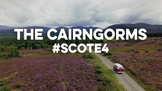 E4 on Tour - The Cairngorms