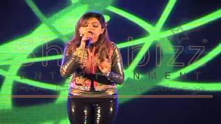 SUGANDHA mishra as never seen before...she rocks the show