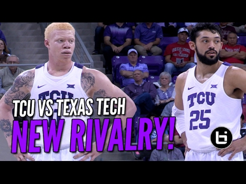 TCU vs Texas Tech New Rivalry In Big 12! Full Highlights