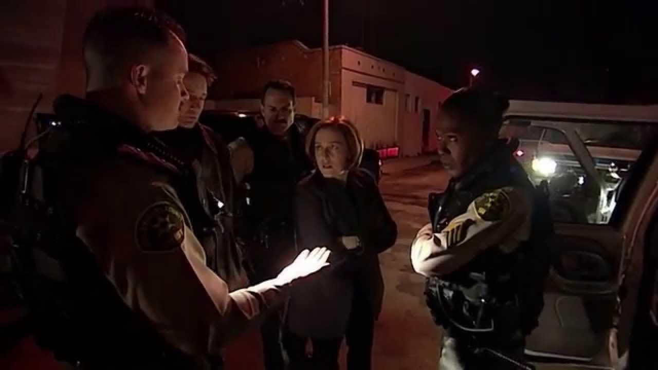 The X-Files  S07E12 X Cops Intro HD