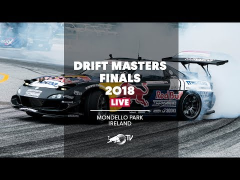 Drift Masters European Championship 2018 - LIVE Finals from Mondello Park, Ireland