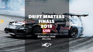 Drift Masters European Championship 2018 - LIVE Finals from Mondello Park, Ireland