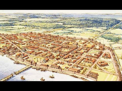 Roman London: 55BC to 5th Century AD