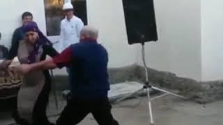 Месилово на свадьбе в узбекистане
