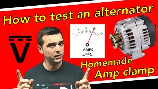 How to test an alternator the right way!