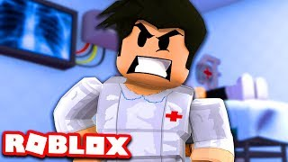 MESSED UP ROBLOX HOSPITAL