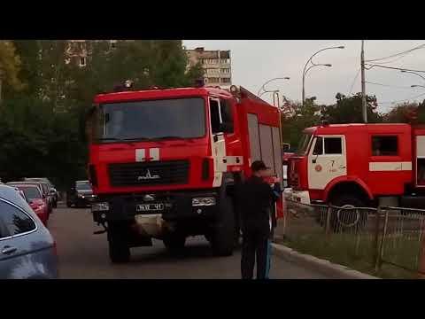 Работа Пожарных!!!