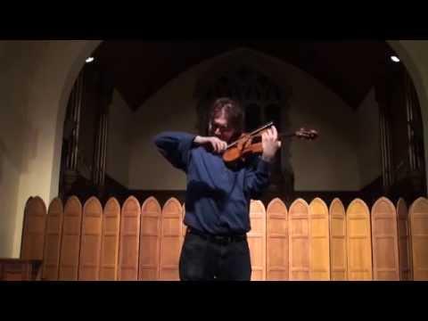 Kreisler - Recitative and Scherzo