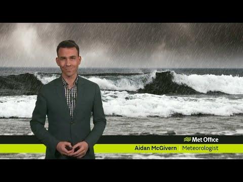 Wednesday evening forecast 06/02/19