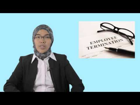 Terminating an Employee Properly