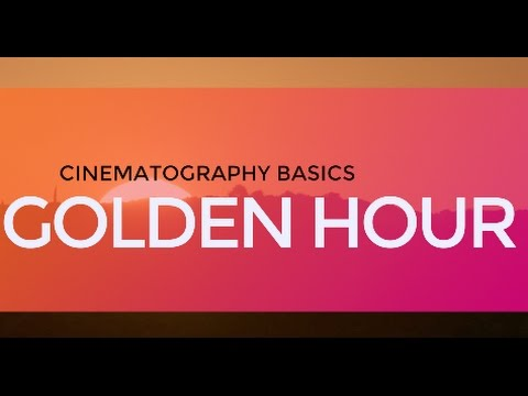 Everything you need to know about cinematography