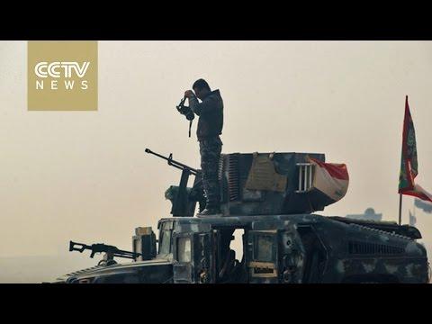 Fighting ISIL in Iraq: Jihadists gradually leaving Mosul