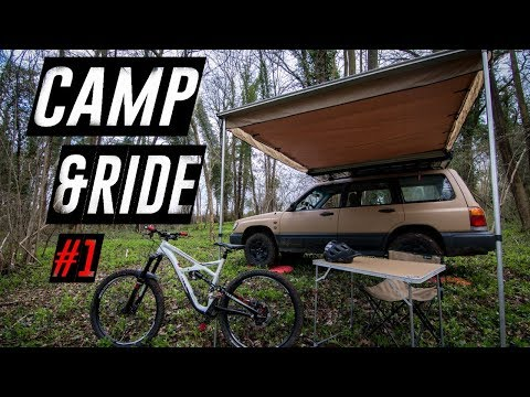 CAMP & RIDE #1 - RAW EXPLORATION