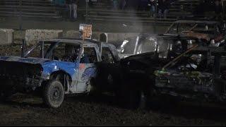 Dresden Raceway | Dresden Spring Smash 2016 | Pro Mod Demolition Derby