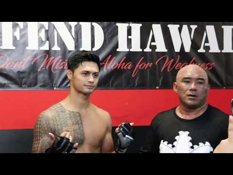 Canaan Kawaihae Interview/Training Session