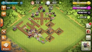 How to download Clash of clans hacked mode 2019 and 100% unlimitted gems...