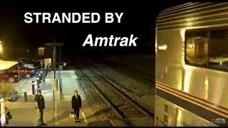 Amtrak Conductor Leaves Woman Passenger Behind