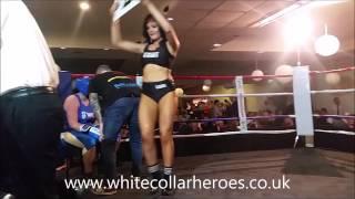 White Collar Boxing Carlisle Fight 7