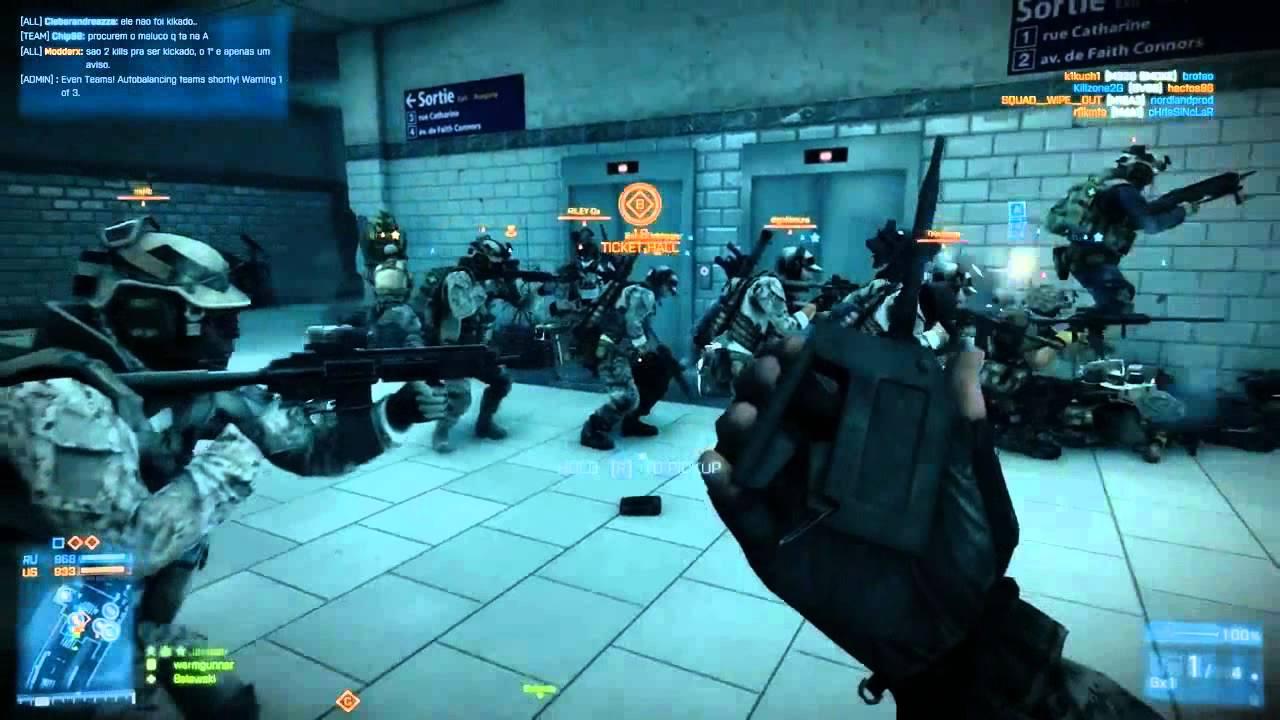 Battlefield 3   BF3   10 Kills With One C4