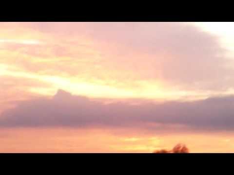 Samsung i8910 HD Video zoom test/Sunset