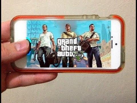 Gta 5 iphone download