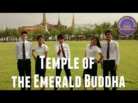 "[Eng Sub] ""Temple of the Emerald Buddha"" [Wat Phra Kaew] - Project by AB G.1 #56 SSRUIC"