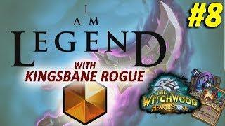 Kingsbane Rogue vs Murloc Mage #8