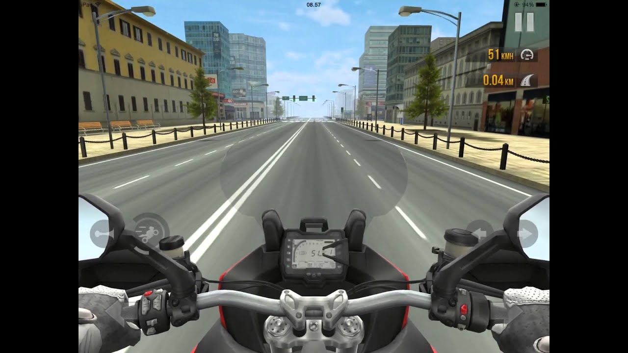 traffic rider dinheiro infinito download iphone
