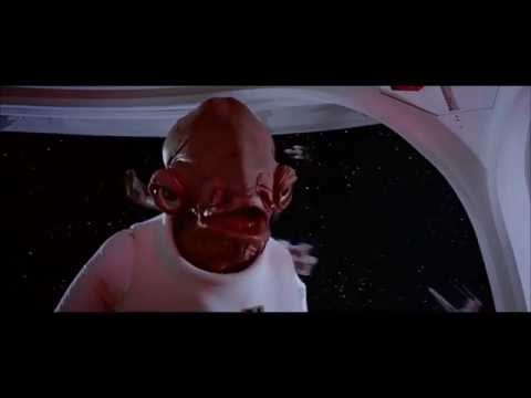 "Admiral Ackbar ""Its a Trap"""