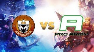 TEAM CL vs PROARMY [Bảng A][23.11.2017] - Garena Liên Quân Mobile