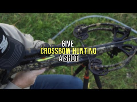Why Hunters Should Try Crossbows