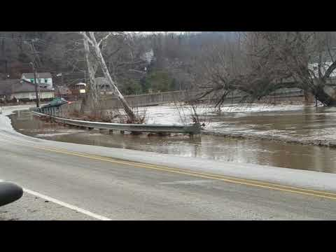 Pennsylvania Flooding February 2018