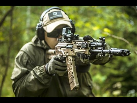The new AK-12 from Kalashnikov - review