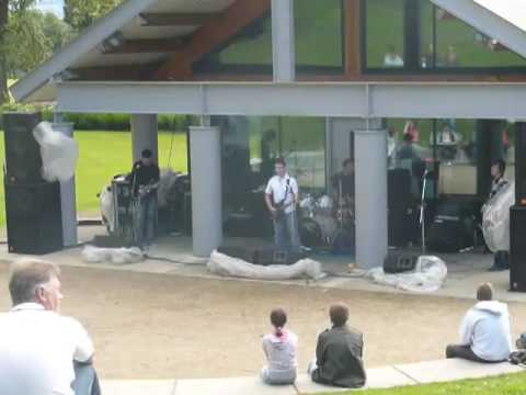 Greenspace: Live music in Baxter Park Dundee: Millsyeck