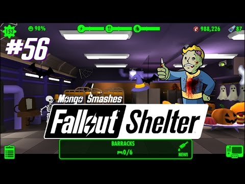 """Fallout Shelter PC Part 56 - """"Send More Dwellers"""" 2nd Stringers/Covewatch/Game Show Wk 7"""