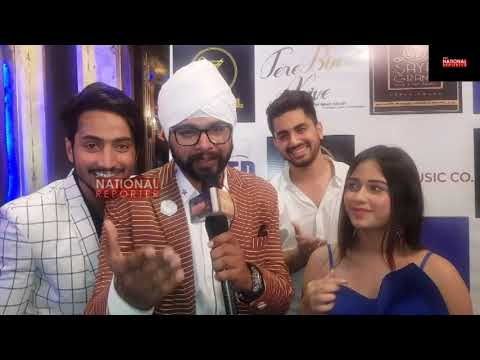 Jannat Zubair Rahmani , Faisu , Zain Imam & Ramji Exclusive Interview At Tere Bin Kive Song Launch