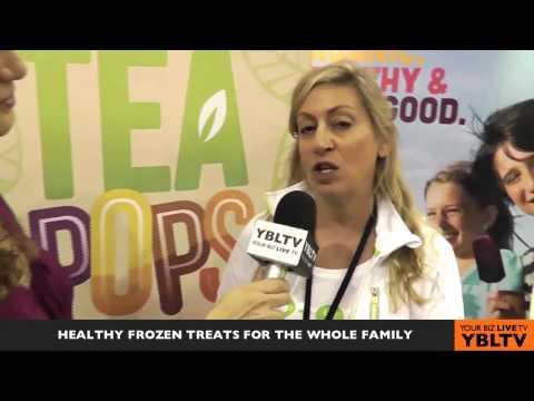 DeeBee's Organic Tea Pops Make the Perfect Frozen Treat at World Tea Expo 2013