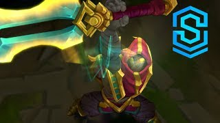 Sand Wraith Pyke Skin Spotlight - Pre-Release - League of Legends