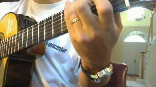 Now And Forever - Richard Marx (Guitar solo)