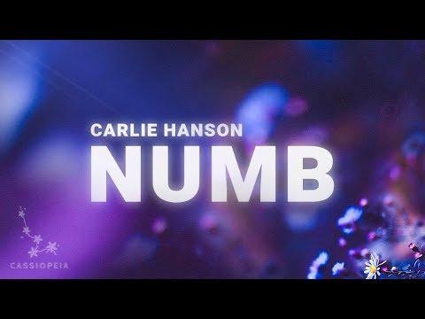 Carlie Hanson - Numb (Lyrics)