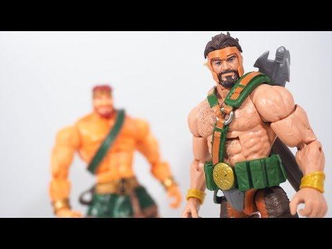 Marvel Legends HERCULES (EndgameThanos BAF) Figure Review