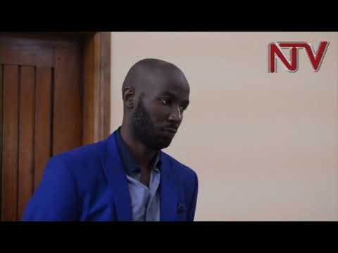 Kanyama Troy avunanibwa ogwokutta  Mowzey Radio alabiseeko mu kkooti e Entebbe
