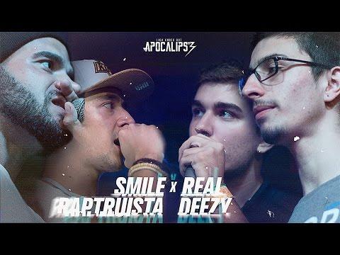 Liga Knock Out Apresenta: Smile & Raptruista vs Real & Deezy (Apocalipse 3)