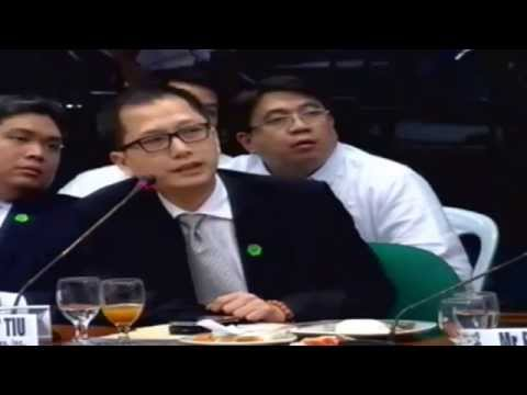 October 22, 2014 Part 4 Makati City Hall building Philippine Senate blue Ribbon Committee
