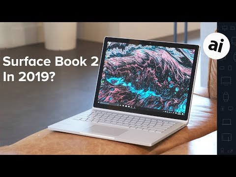 Review: Surface Book 2 in 2019 - YouTube