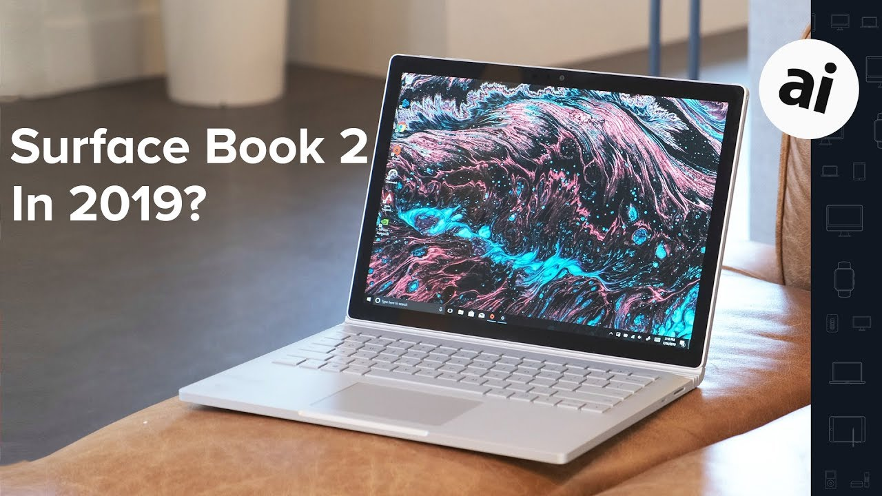 Review: Surface Book 2 in 2019